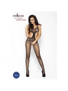 BS004 Bodystocking - Noir
