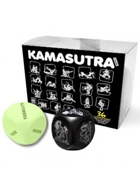 BOITE 2 DICE KAMASUTRA HOME (HETERO)