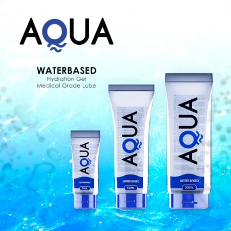 AQUA QUALITY WATERBASED LUBRICANT