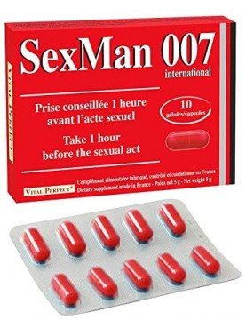 SexMan 007
