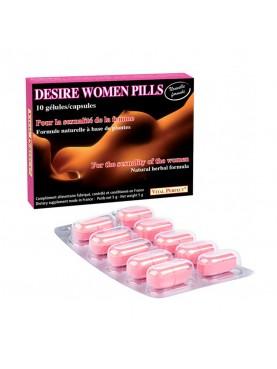 Desire Women Pills 10 Gélules