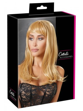 Perruque Blonde Cottelli