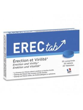 ErecTab Homme - 20 comprimés