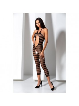 BS081B Bodystocking - Noir