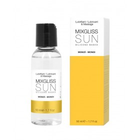 Lubrifiant silicone Monoï 50 ml - Mixgliss