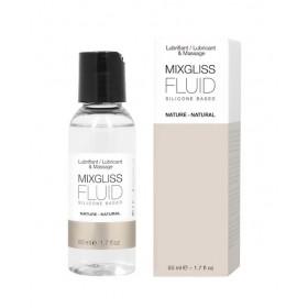 Lubrifiant silicone nature 50 ml - Mixgliss