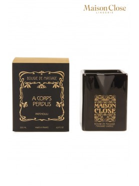 Bougie de massage Patchouli - Maison Close