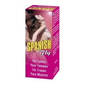 Boisson énergétique Spanish Fly Ladies